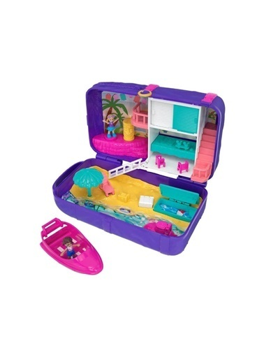 Polly Pocket Oyuncak Figür Renkli